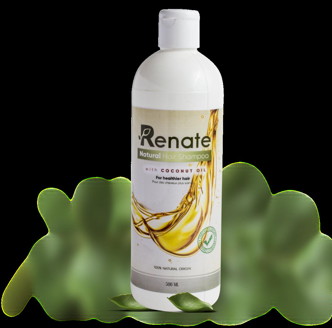 Natural Hair Shampoo